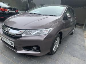 Honda City ZX CVT Petrol (2016)