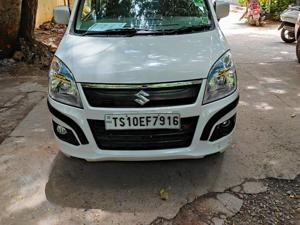 Maruti Suzuki Wagon R 1.0 VXi (2015) in Hyderabad