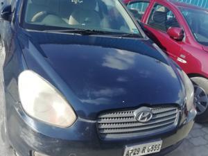 Hyundai Verna VGT CRDi (2007)