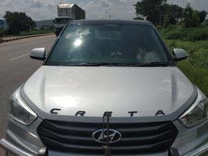 Hyundai Creta E Plus 1.4 CRDI (2017) in Anantapur