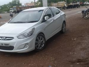 Hyundai Verna Fluidic 1.6 CRDI SX (2012) in Jharsuguda