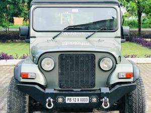 Mahindra Thar CRDe 4x4 AC (2016) in Mohali