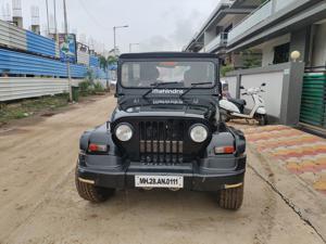 Mahindra Thar CRDe 4x4 ABS (2015) in Buldhana