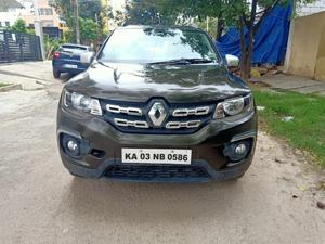 Renault Kwid 1.0 RXT AMT (2017) in Hassan