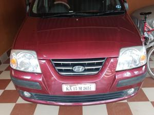 Hyundai Santro Xing GLS (2008) in Sagar