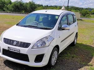 Maruti Suzuki Ertiga LDI BS IV (2015) in Ahmednagar