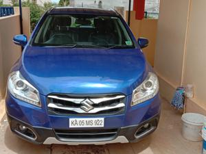 Maruti Suzuki S Cross Alpha DDiS 200 (2015) in Hosur