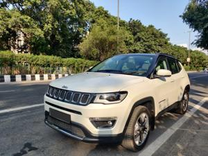 Jeep Compass Limited Plus Petrol AT (2019)
