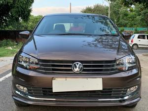 Volkswagen Vento 1.6L AT Highline Diesel (2017)