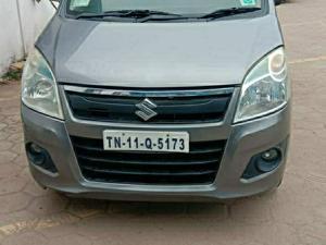 Maruti Suzuki Wagon R 1.0 Vxi AMT (2015) in Chennai