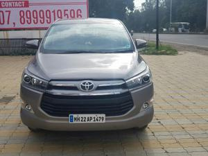 Toyota Innova Crysta 2.4 VX 8 Str (2019) in Aurangabad