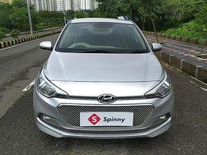 Hyundai Elite i20 1.2 Kappa VTVT Sportz Petrol (2016)