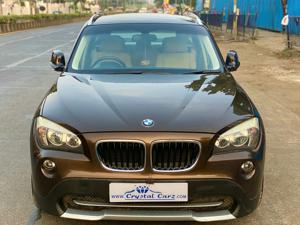 BMW X1 sDrive20d(H) (2012)