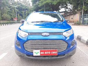 Ford EcoSport 1.5 Ti-VCT Ambiente (MT) Petrol (2017) in Bangalore