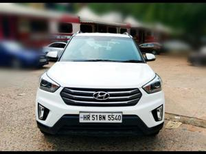 Hyundai Creta SX+ 1.6 U2 VGT CRDI AT (2017)
