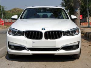 BMW 3 Series GT 320d Luxury Line (2016)