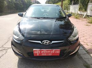 Hyundai Verna Fluidic 1.6 CRDI SX (2012) in Ujjain