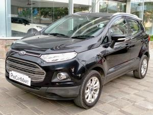Ford EcoSport 1.5 Ti-VCT Titanium (MT) Petrol (2013)