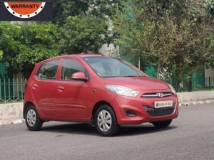 Hyundai i10 Sportz 1.2 AT (2010)