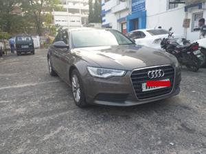 Audi A6 2.0 TDI Premium+ (2014) in Siliguri