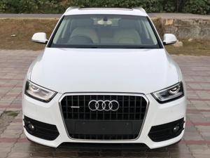 Audi Q3 2.0 TDI Quattro Premium+ (2013) in Faridabad