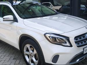 Mercedes Benz GLA Class 220 d 4MATIC (2017) in Nagpur
