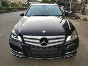 Mercedes Benz C Class C 220 CDI BlueEFFICIENCY (2012) in Hyderabad