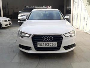 Audi A6 35 TDI Technology Pack (2013)