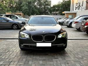 BMW 7 Series 730Ld Sedan (2012)