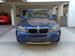 BMW X3 xDrive30d (2011)