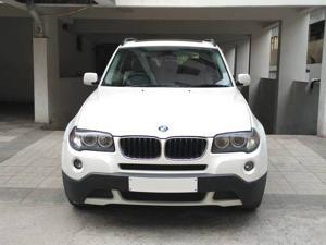 BMW X3 xDrive20d (2009)