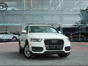 Audi Q3 2.0 TDI Quattro Premium+ (2014) in Rohtak