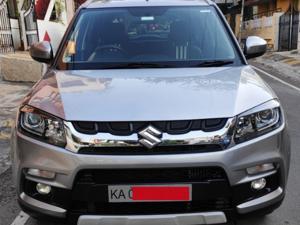 Maruti Suzuki Vitara Brezza ZDi AGS (2018) in Bangalore