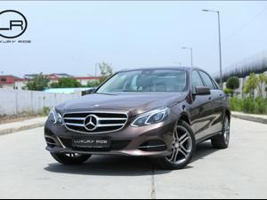 Mercedes Benz E Class E 250 CDI Edition E (2015) in Lucknow
