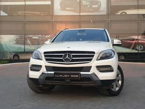 Mercedes Benz M Class ML 250 (2015) in Yamunanagar