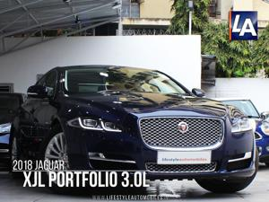 Jaguar XJ L 3.0 Portfolio (2018) in Durgapur
