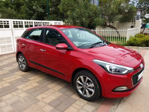 Hyundai Elite i20 1.2 Kappa Dual VTVT 5-Speed Manual Asta (O) (2017)