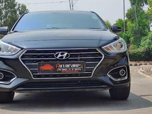 Hyundai Verna Fluidic 1.6 CRDI SX Opt (2019) in Faridabad
