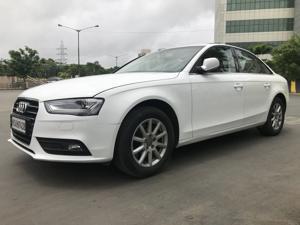 Audi A4 35 TDI (2017)