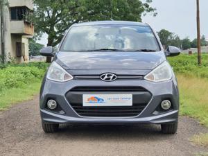 Hyundai Grand i10 Magna 1.2 VTVT Kappa Petrol (2015)