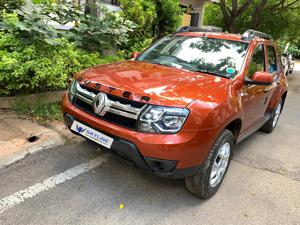 Renault Duster Adventure Edition 85 PS RxE 4X2 MT (2017) in Bangalore