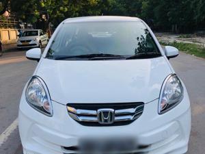 Honda Amaze S MT Petrol (2015)