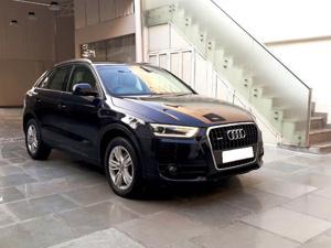 Audi Q3 35 TDI Premium + Sunroof (2014)