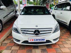 Mercedes Benz B Class B180 CDI Style (2013) in Pathanamthitta