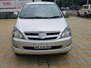 Toyota Innova 2.5 G (Diesel) 8 STR Euro4 (2007) in Aurangabad