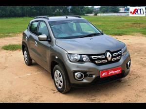 Renault Kwid 1.0 RXT AMT (2016)