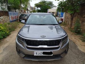 Kia Seltos HTX 1.5 Diesel Dual Tone (2019) in Sawai Madhopur