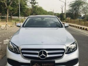 Mercedes Benz E Class E 220 d (2018) in New Delhi