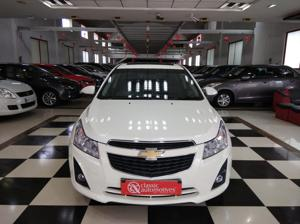 Chevrolet Cruze 2.0 LTZ AT BS4 (2016)