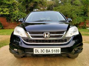 Honda CR V 2.4 AT (2010) in Faridabad